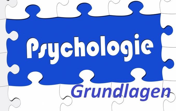 Psychologie Grundlagen